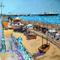 Brighton Beach – Colin Ruffell