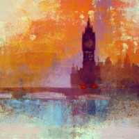 Big Ben Sunset – Colin Ruffell