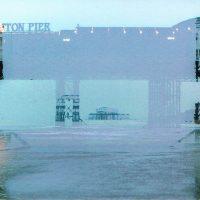 Blue Pier by Sarah Ketelaars