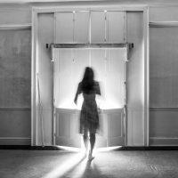 Katie Sollohub, artist in residence, Turner's House, by Sarah Ketelaars