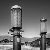 Out of gas - Bodie Ghost Town