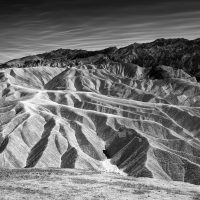 No coming back - Zabriske Point Death Valley
