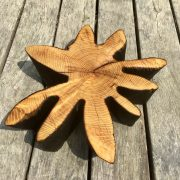 Splodge by Si Uwins: Robinia 30cm W 10cm T; £280